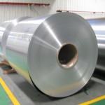 lithographic aluminium foil