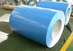'prepainted galvanized steel coil